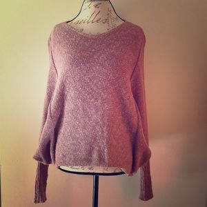 Batwing Sweater Size S